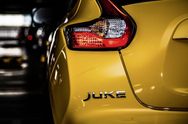 Фото №4 - Nissan Juke: цвет правит
