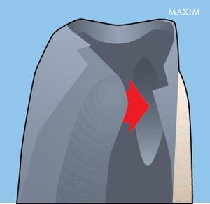 Фото №3 - Как сложить пиджак перед путешествием
