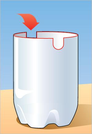Фото №2 - Как спрятать деньги в пластиковой бутылке