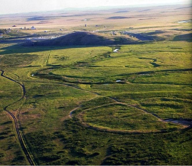 Аркаим в Челябинской области