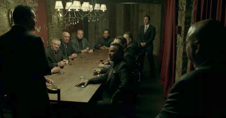 Фото №2 - Джон Траволта стал лидером мафии! Первый трейлер «Кодекса Джона Готти»