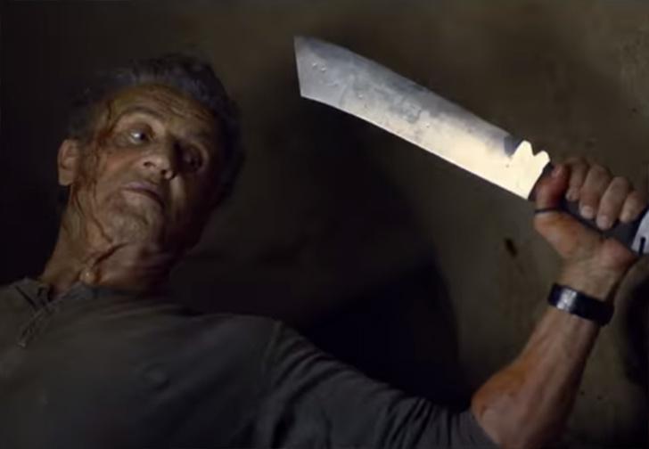 Фото №1 - Вышел первый трейлер фильма «Рэмбо: Последняя кровь» (видео)