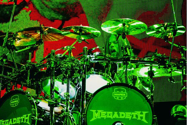 Фото №24 - Megadeth подняли температуру в Москве — посмотри и приобщись!