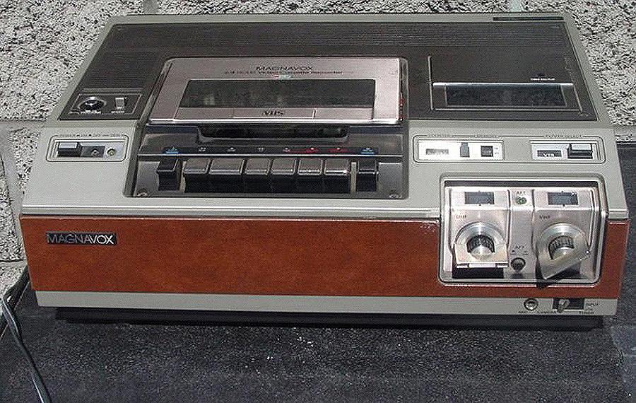 Magnavox VH8200 BR1
