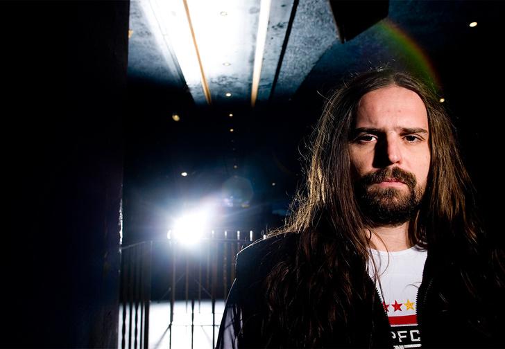 Гитарист Sepultura Андреас Киссер