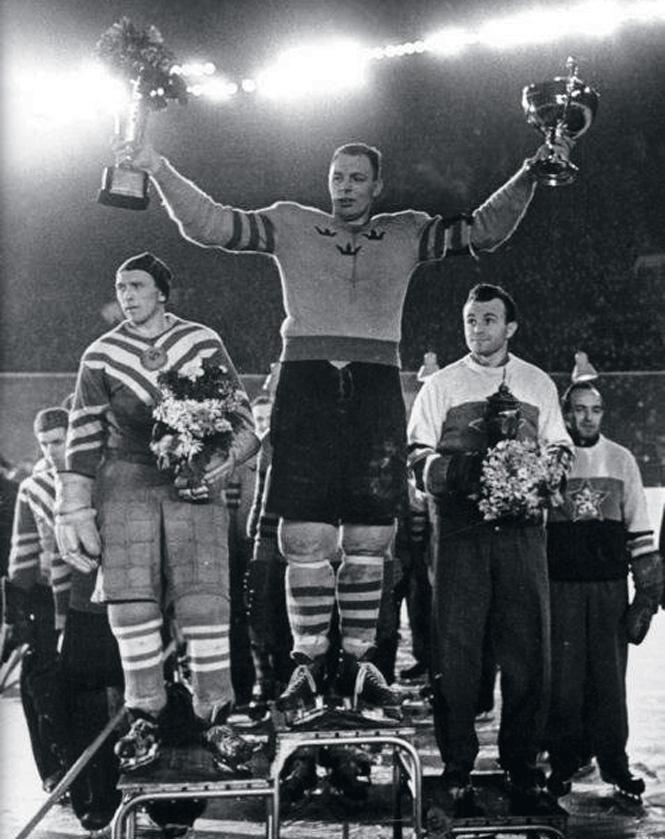 1957 год, Москва, серебро