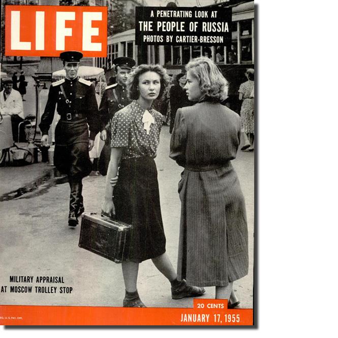 Фото №12 - Самые выдающиеся обложки в истории журнала Life