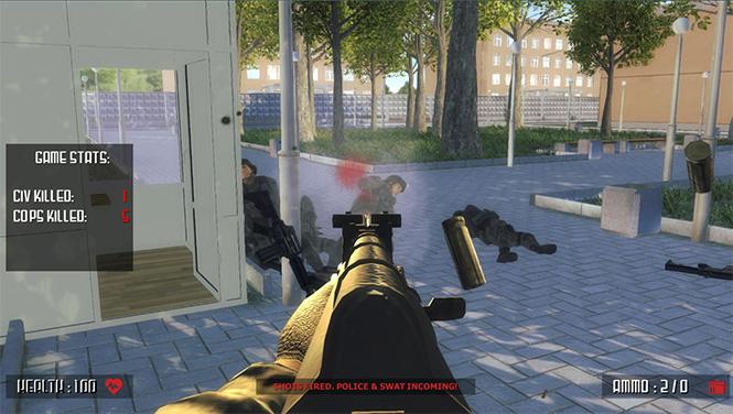 Фото №3 - Их нравы: выходит игра-симулятор стрельбы в школе