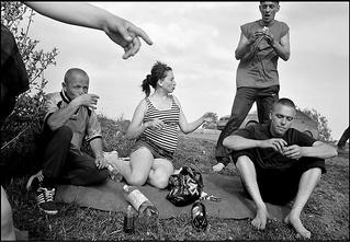 Русская деревенская братва глазами американца (30 фотографий)