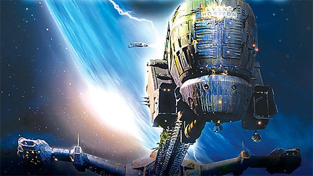 Фото №13 - 15 самых причудливых космических кораблей в кино