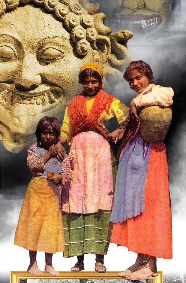 Фото №5 - 10 (местами исторических) причин, почему женщины пугают мужчин