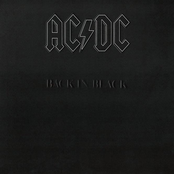 AC/DC, 'Back in Black'
