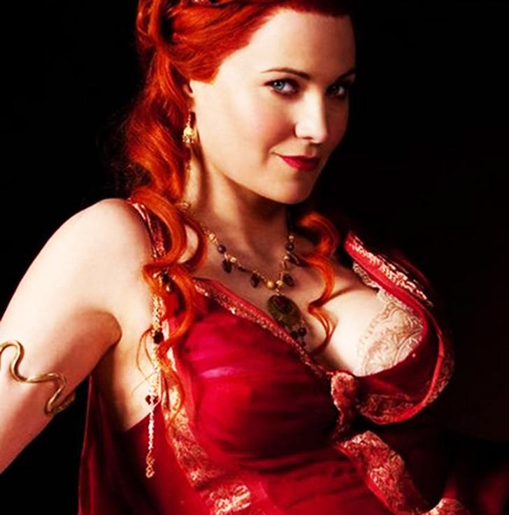 Фото №9 - Секс-символ недели: Зена — королева воинов!