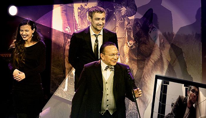 Фото №2 - Премия «Золотой Джокер». Что это было?