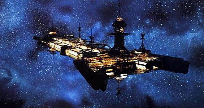 Фото №7 - 15 самых причудливых космических кораблей в кино