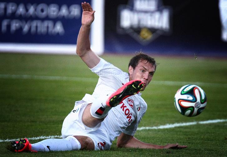 Фото №1 - Черчесов простит Дзюбу и вернет его в сборную России по футболу?