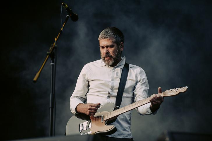Фото №37 - Что творилось на недавних концертах Red Hot Chili Peppers, Ланы Дель Рей, «Сплина» и других рокеров
