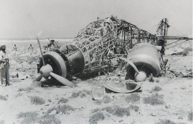 Фото №1 - 5 таинственных авиакатастроф XX века