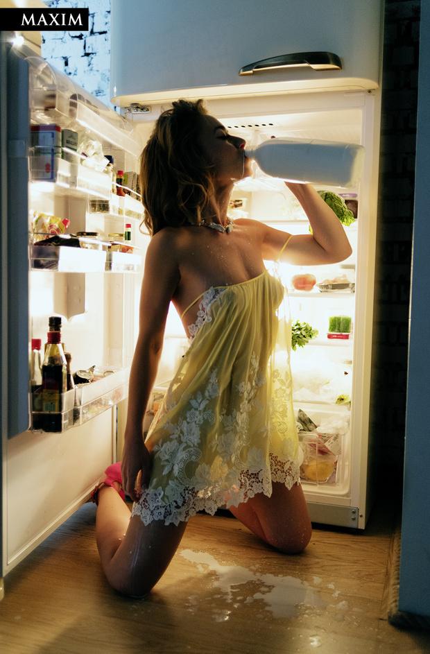 Фото №3 - Отвязная домохозяйка! Звезда сериала «Кухня» — Рина Гришина!