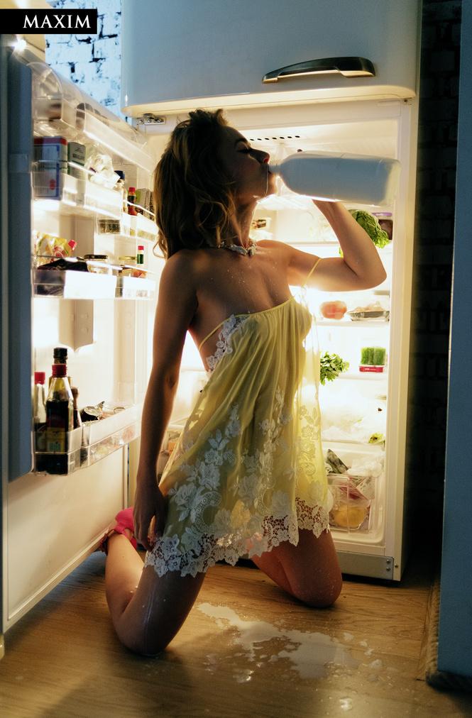 Отвязная домохозяйка! Звезда сериала «Кухня» — Рина Гришина!
