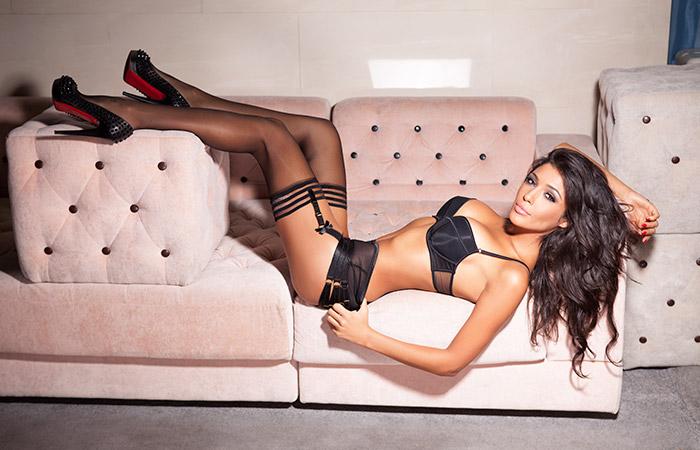 Фото №2 - 100 самых сексуальных женщин страны 2013. Места с 30 по 21