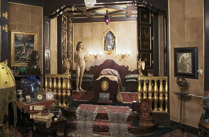 «Комната прокаженного» на «Витториале»