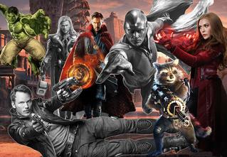В новых постерах к «Мстителям» спрятали спойлеры о выживших и не выживших героях