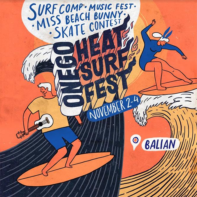 Фото №1 - Российские сёрферы стекаются на фестиваль Onego Heat Surf Fest