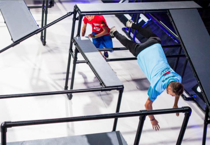 Фото №1 - 7 лучших схваток чемпионата мира по салочкам (видео)