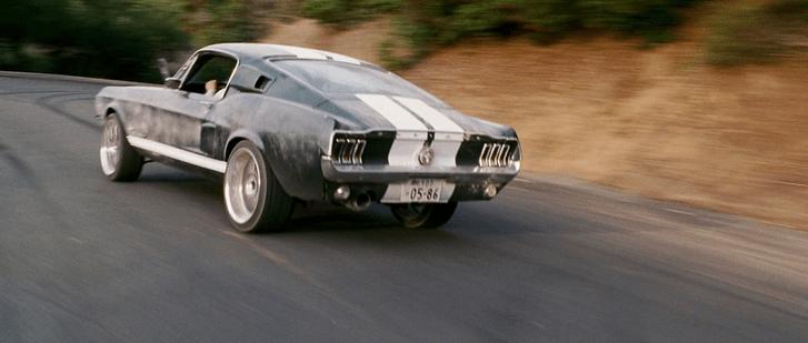 Фото №4 - 10 главных ролей Ford Mustang в истории кино