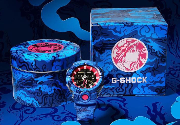 Всем коллаба коллаба: лимитированная серия Casio G-SHOCK Celestial Guardian от сингапурского художника Джейхана Ло