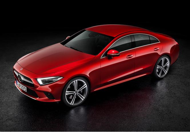 Новый Mercedes CLS придется полюбить или возненавидеть