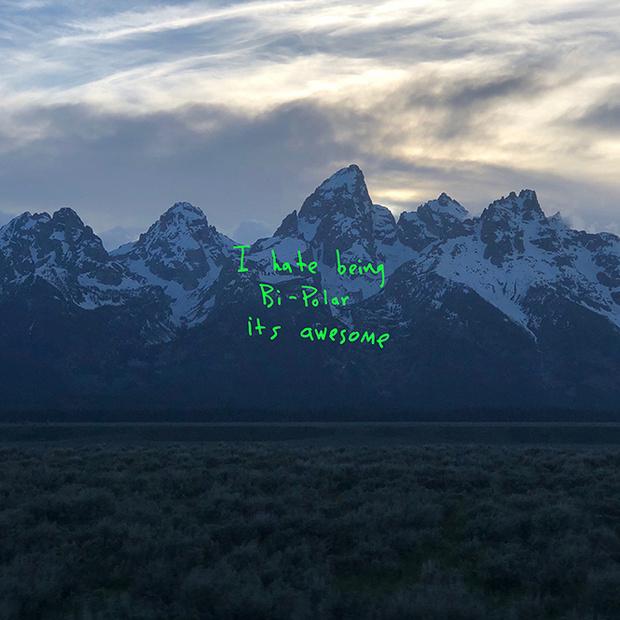 Фото №2 - Новый альбом Kanye West и другие главные музыкальные новинки