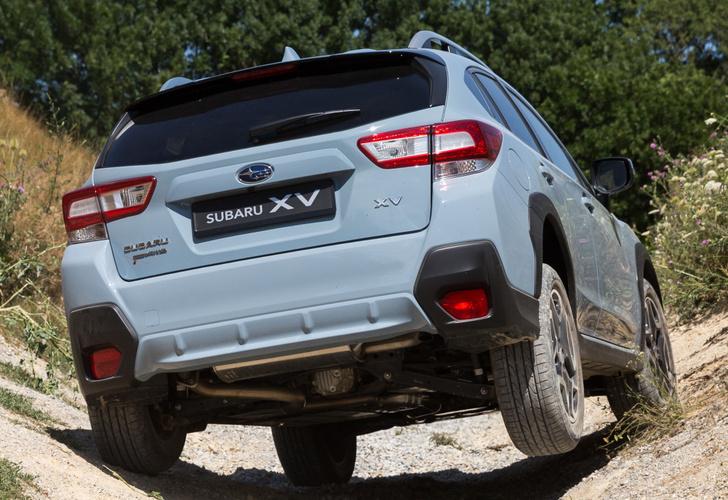 Фото №4 - Вместе с новым Subaru XV в Россию приедет система безопасности EyeSight