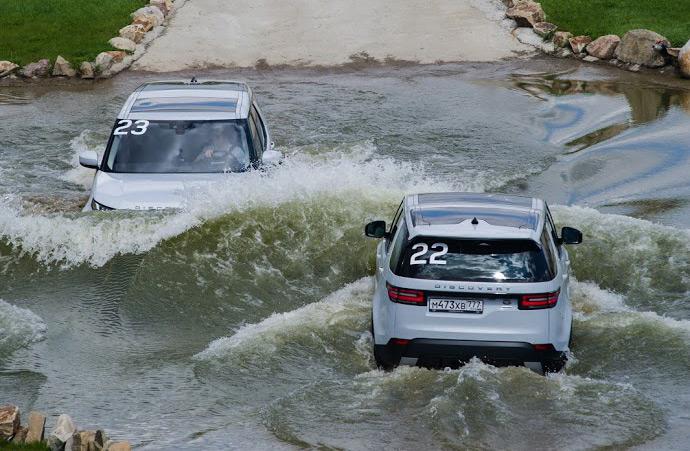 Фото №7 - Начались продажи нового Land Rover Discovery