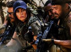 Меган Фокс против террористов и львов в трейлере боевика «Львица»