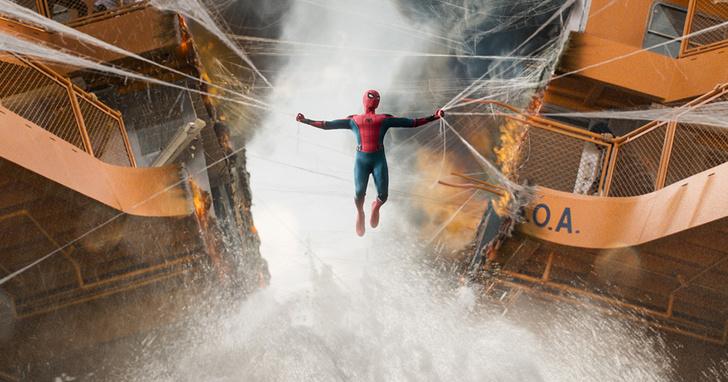 Новый трейлер «Человек-паук: Возвращение домой». На русском!