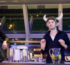 Фото №1 - Тренинг по миксологии от Finlandia Vodka