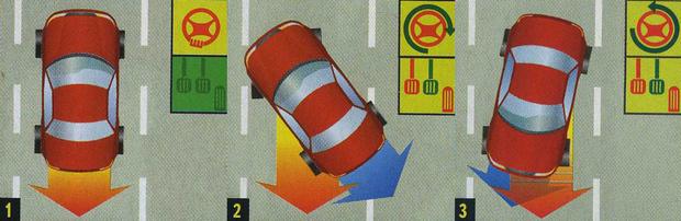Фото №6 - Экстремальное вождение: 6 главных трюков с пошаговыми инструкциями и видеопримерами