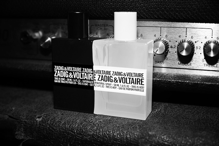 Фото №3 - История рока: выиграй парфюм Zadig&Voltaire для нее и для себя