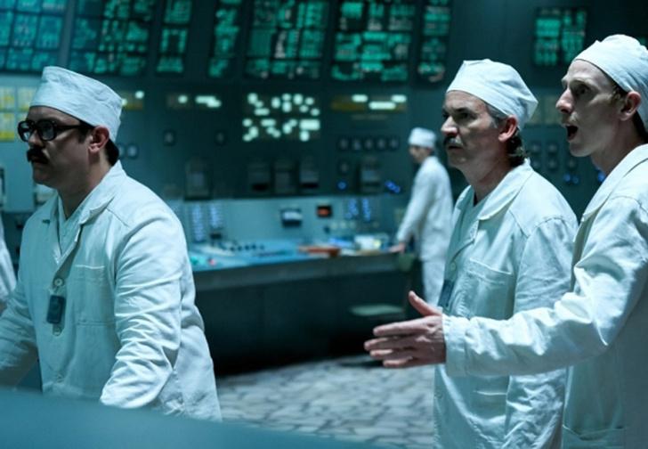 Фото №1 - Вышел первый трейлер сериала «Чернобыль» от HBO