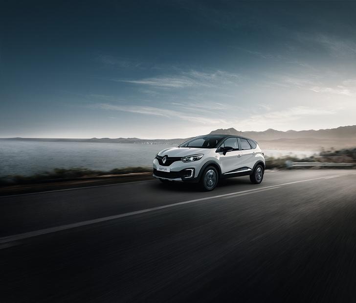 Фото №4 - Почему Renault Kaptur это круче, чем ты думаешь