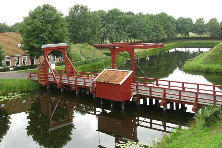 Фото №4 - Идеи для отпуска: Форт Буртанж, Нидерланды