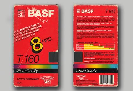 60 фотографий старых видеокассет. Опасно! Если ты старше тридцати, то умрешь, истекая слюной