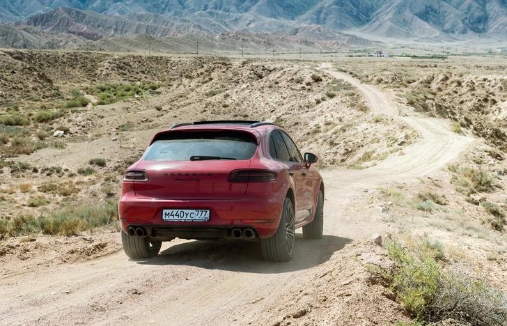 Фото №13 - Однажды Porsche Macan пришел в мир, чтобы нас удивить. И до сих пор не может остановиться.