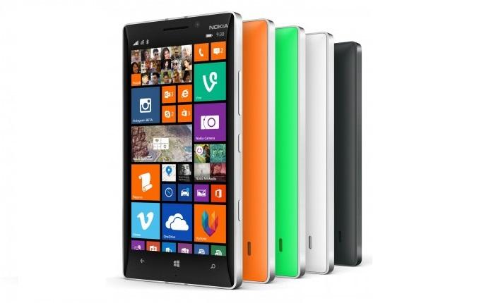 Фото №1 - Lumia 930 — твой свет в мире мультимедиа