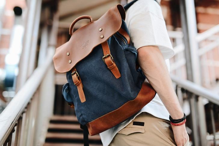 Фото №1 - Ginger Bird выпустил серию осенних рюкзаков