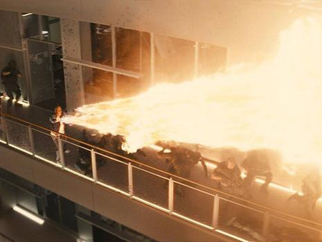 Фото №39 - Бремя спецэффектов: как на самом деле выглядят сцены из голливудских блокбастеров 2016-го