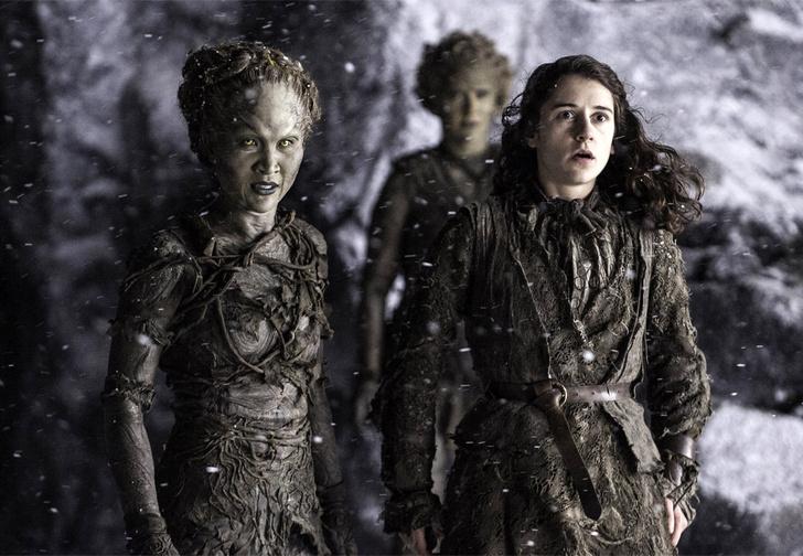 Фото №1 - В Сети появились первые фото со съемок приквела «Игры престолов»