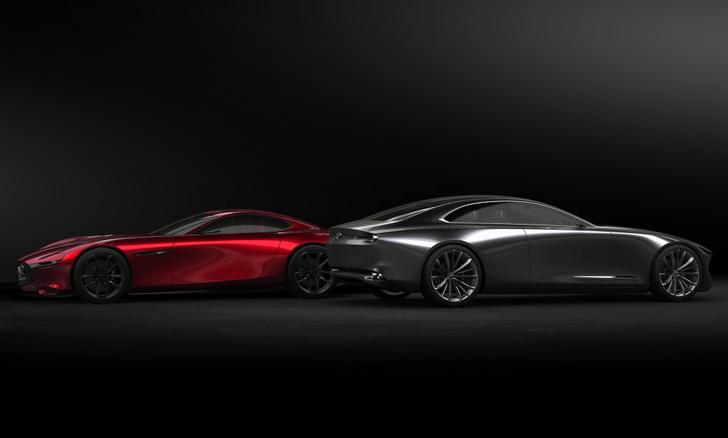 Фото №2 - Концепт-кар Vision Coupe ни на что не намекает…